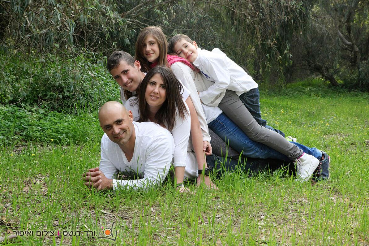 צלמת משפחה